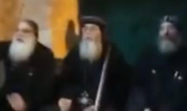رهبان الكنيسة القبطية المصرية
