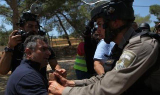 ترهيب الفلسطينيين وتهجرهم في القدس الشرقية