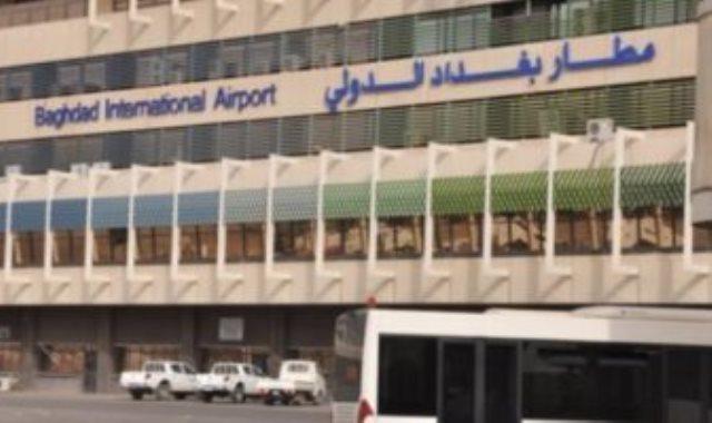 مطار بغداد الدولى ـ صورة أرشيفية