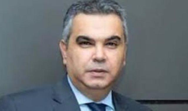 سفير مصر لدى واشنطن معتز زهران