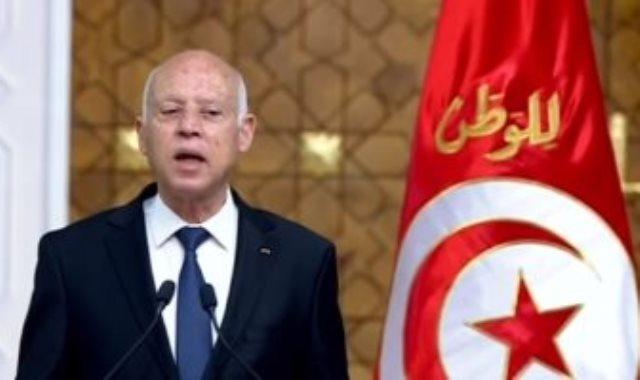قيس سعيد الرئيس التونسى