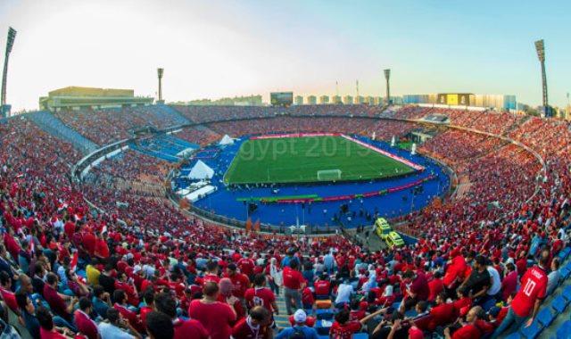 استاد القاهرة 2019