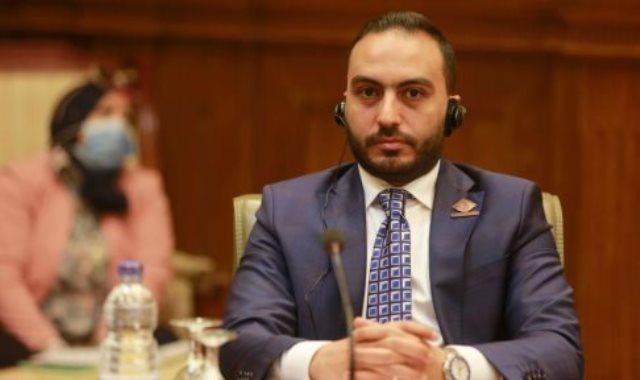 النائب محمد تيسير مطر