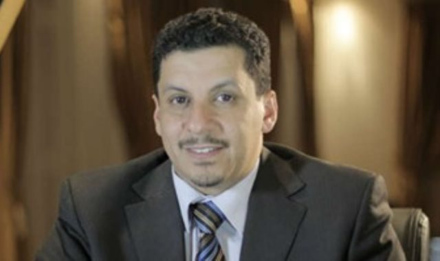 وزير الخارجية اليمنى أحمد عوض بن مبارك