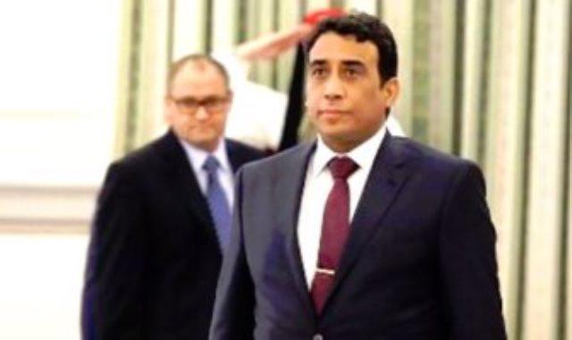 محمد المنفى رئيس المجلس الرئاسى الليبى