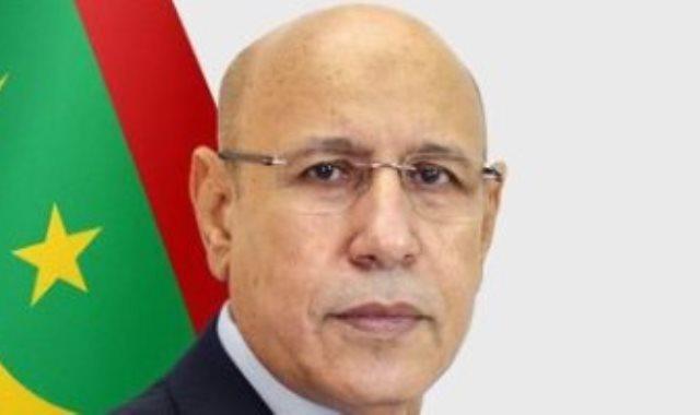 رئيس موريتانيا محمد ولد الشيخ الغزواني