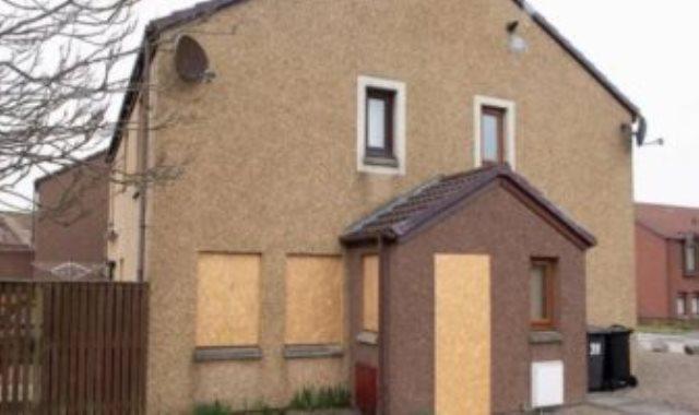 منزل الرجل البريطانى