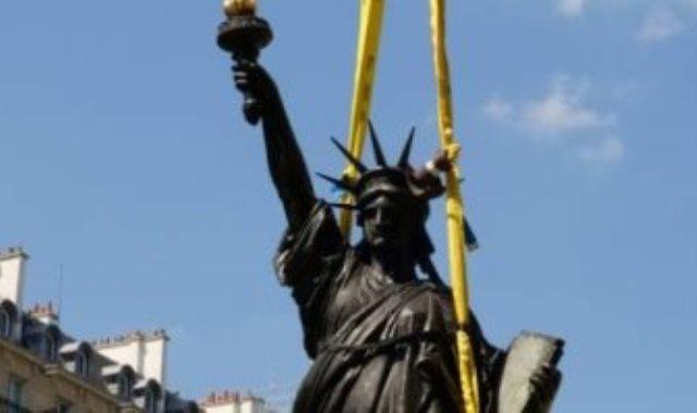 تمثال الحرية المصغر