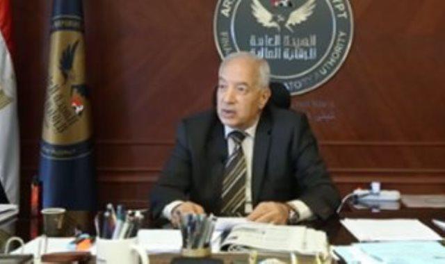 المستشار رضا عبد المعطي نائب رئيس الهيئة العامة للرقابة المالية
