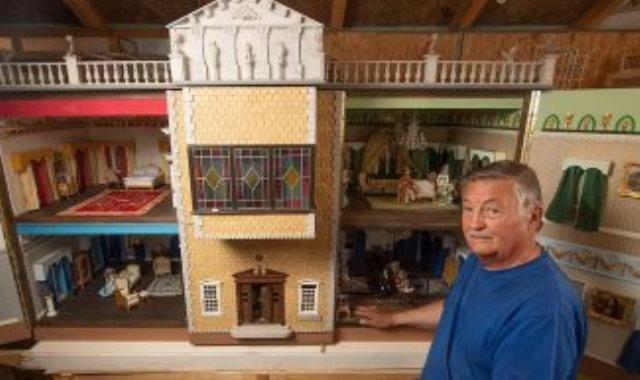 البيت المصغر للين مارتن