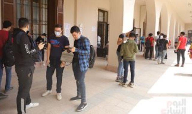 طلاب الثانوية العامة