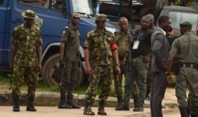 قوات الأمن فى النيجر