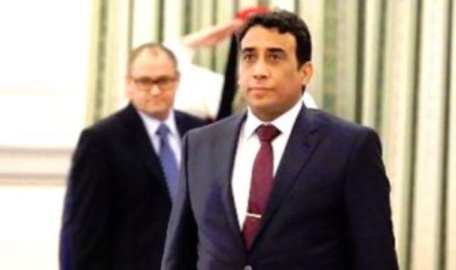 رئيس المجلس الرئاسى الليبى محمد المنفي