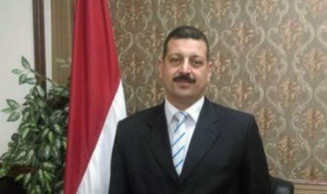 الدكتور أيمن حمزة المتحدث باسم وزاره الكهرباء و الطاقة المتجددة