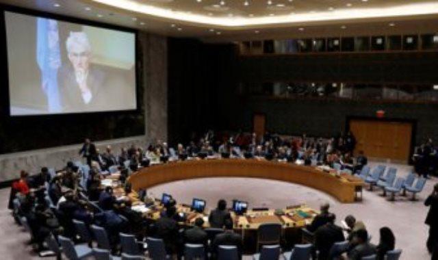 مجلس الأمن الدولى - أرشيفية