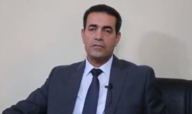 رئيس مفوضية الانتخابات فى ليبيا عماد السايح