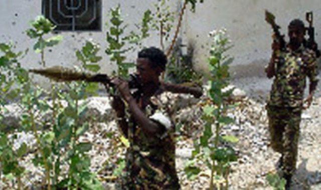 القوات الصومالية - صورة أرشيفية