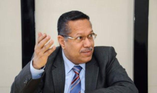رئيس مجلس الشورى اليمني، أحمد عبيد بن دغر