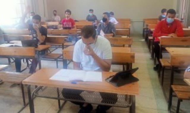 امتحانات الثانوية العامة -أرشيفية