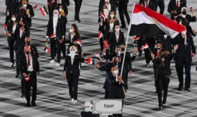 افتتاح الاولمبياد