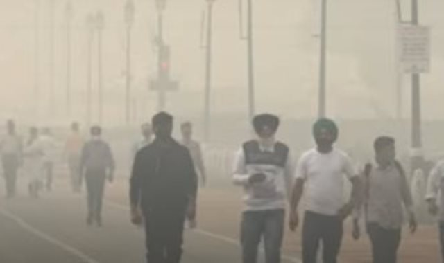 تلوث الهواء فى الهند