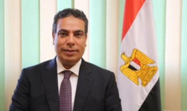 الدكتور عادل عبد الغفار المتحدث باسم وزارة التعليم العالي والبحث العلمي