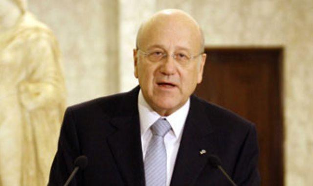 رئيس الوزراء اللبناني نجيب ميقاتى