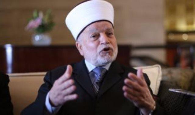 محمد أحمد حسين خطيب المسجد الأقصى