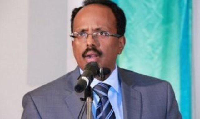 رئيس الجمهورية الصومالية محمد عبدالله فرماجو