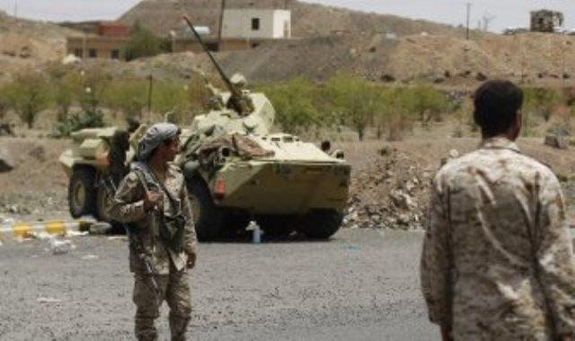 الجيش اليمنى