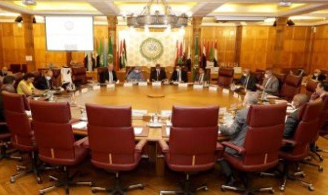 جانب من اجتماع آلية التنسيق العربية