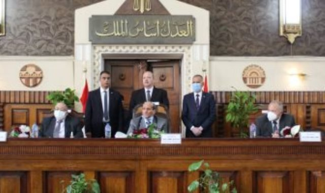 انعقاد الجمعية العمومية العادية لنواب وقضاة محكمة النقض