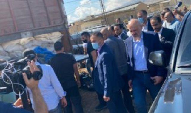 وزير داخليه لبنان بسام المولوى
