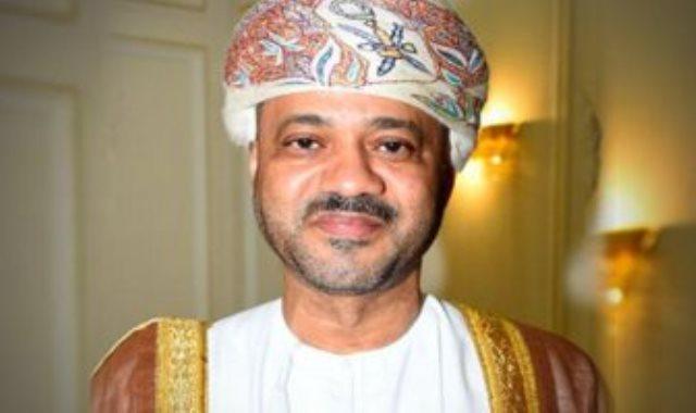 وزير الخارجية العمانى بدر بن حمد البوسعيدى