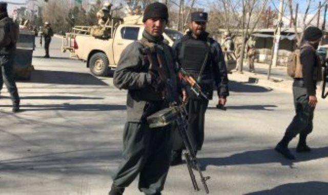 شرطة أفغانستان - أرشيفية