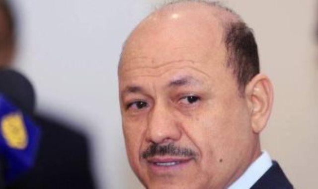 رشاد العليمى مستشار رئيس اليمن
