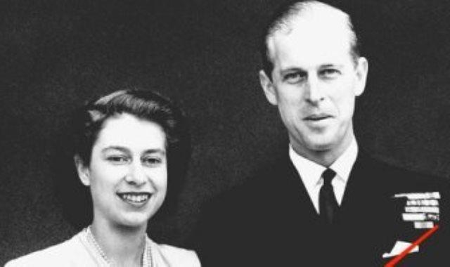 الملكة إليزابيث الثانية وفيليب