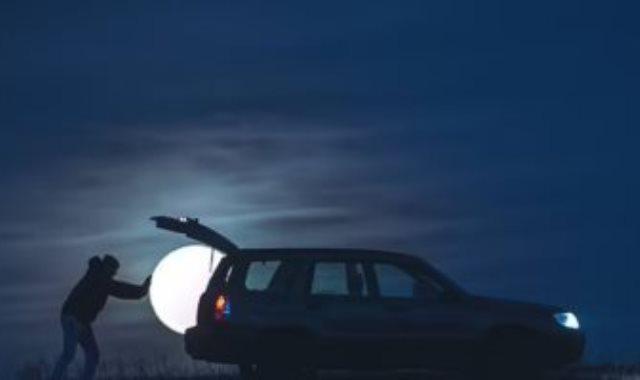 جلسة تصوير سرقة القمر
