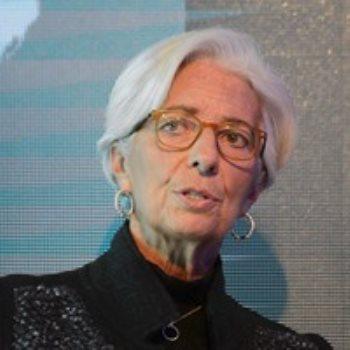 مديرة صندوق النقد الدولى المنتهية ولايتها كريستين لاجارد