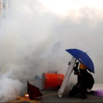 احتجاجات هونج كونج