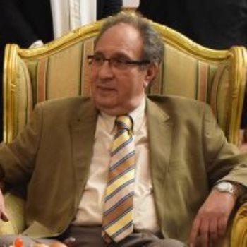 الدكتور محمد العزازى رئيس جامعة مصر للعلوم والتكنولوجيا
