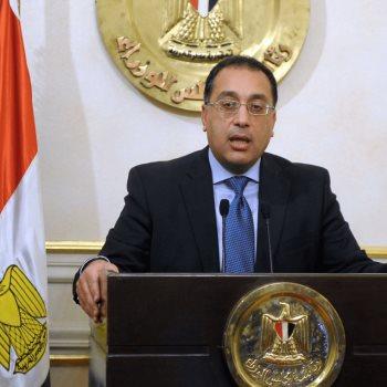الدكتور مصطفى مدبولى، رئيس الوزراء