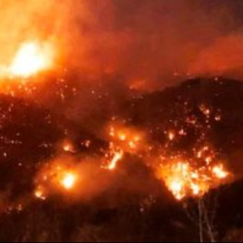 الحرائق تجتاح لبنان