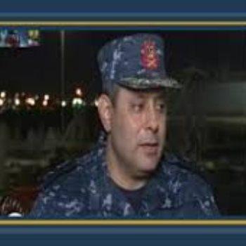 اللواء بحرى ياسر القاضى قائد ترسانة القوات البحرية