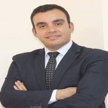 المهندس محمد السباعى المتحدث باسم وزارة الرى والموارد المائية
