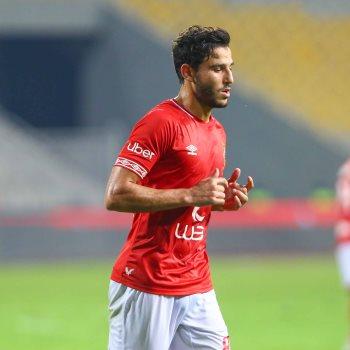 لاعب النادي الأهلي حمدي فتحي