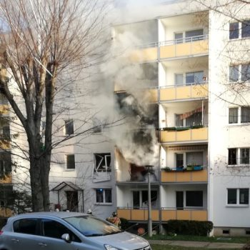 انفجار وحدة سكنية بألمانيا