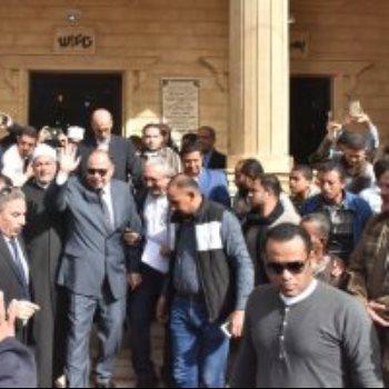 افتتاح المحافظ للمسجد