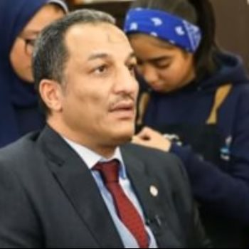 خالد خليل العضو المنتدب لايجيبت جولد