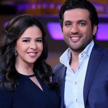حسن الرداد وزوجته إمى سمير غانم
